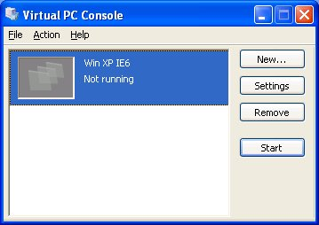 Your new Virtual Machine is displayed in your VPC console.